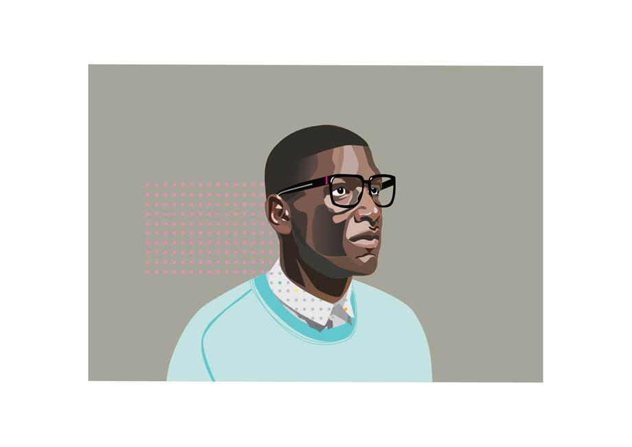 Sabi Koz New prints for Giclee A3