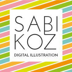 Sabi Koz | Pop-Art Gift Range | Shop Online