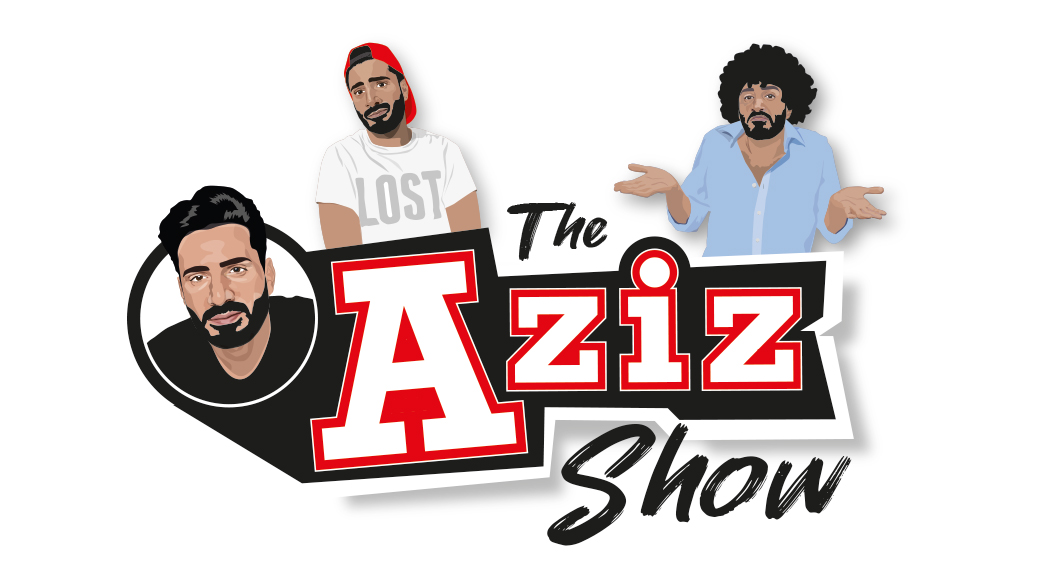 Commission for The Aziz Kemal Show