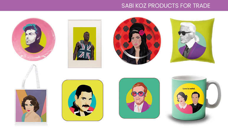sabi koz products