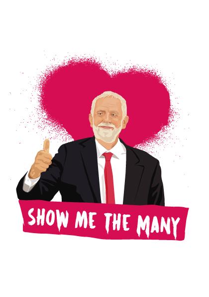 jeremy corbyn illustration by sabi koz