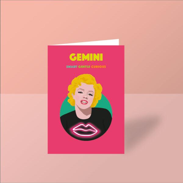 marilyn monroe birthday card greeting cards pink card