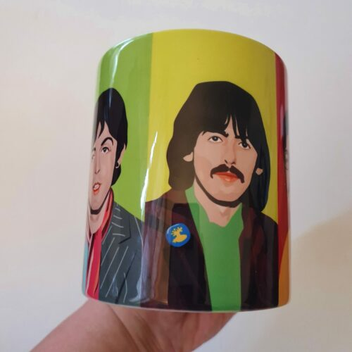 The Beatles mug - Sabi Koz