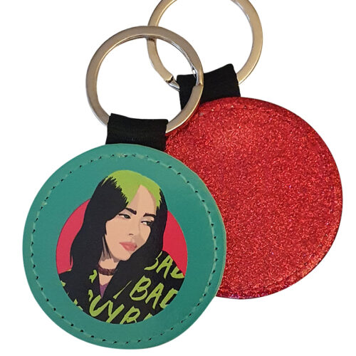 Billie Eilish Keyring Sabi Koz