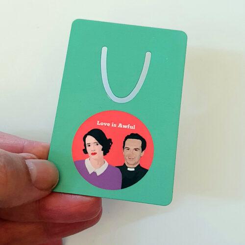 Fleabag Bookmark