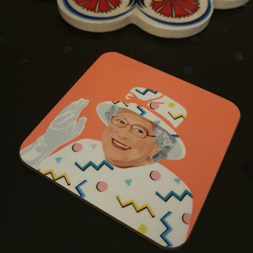 Queen-Liz-Pink-coaster-2