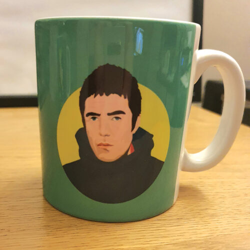 Liam Gallagher Mug Sabi Koz Mug