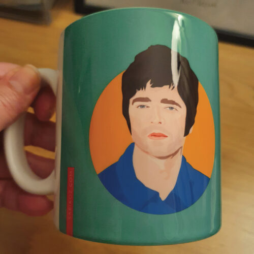 Noel Gallagher Mug Sabi Koz Mug