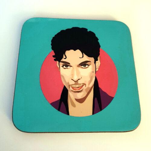 Prince coaster - hardback coaster Sabi Koz